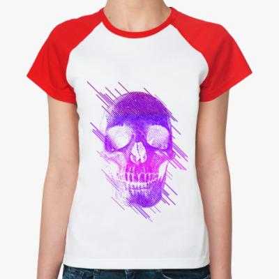 Женская футболка реглан   Haos