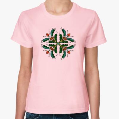 Женская футболка Kurbits