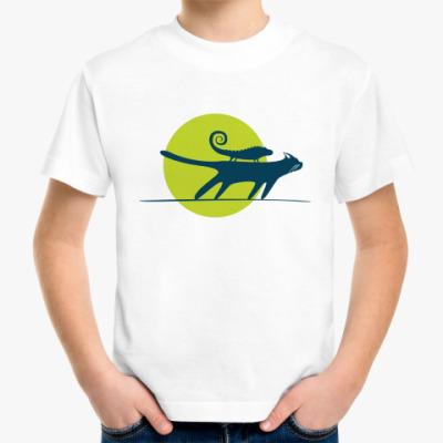 Детская футболка Scale'n'Fur