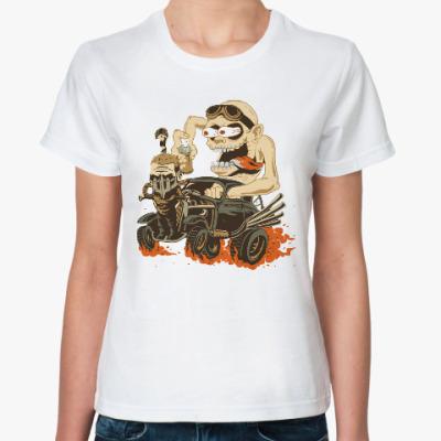 Классическая футболка Безумный Макс