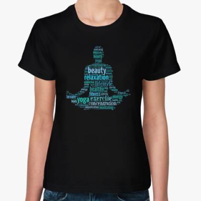 Женская футболка Harmony