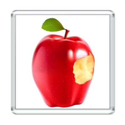 Магнит В яблочко!