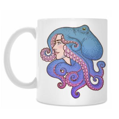 Кружка octopus