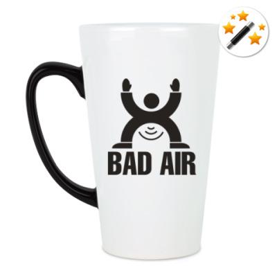 Кружка-хамелеон Плохой воздух