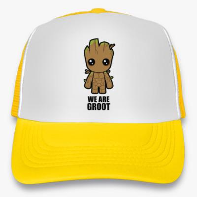 Кепка-тракер We are Groot
