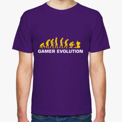 Футболка GAMER EVOLUTION