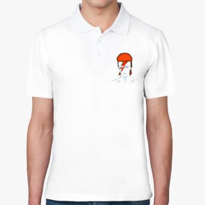 Рубашка поло David Bowie