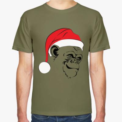 Футболка Bad Santa