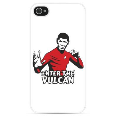 Чехол для iPhone Spock