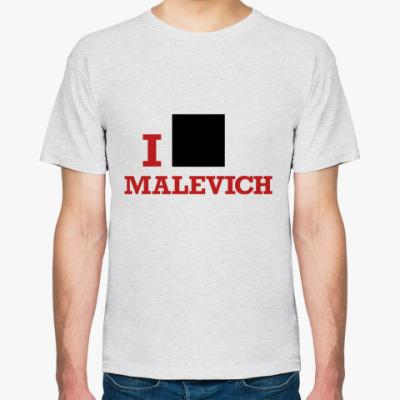 Футболка  Malevich