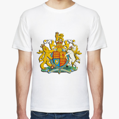 Футболка Герб Великобритании