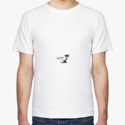 Футболка  футболка Котэ