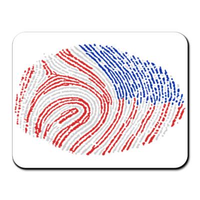 Коврик для мыши USA отпечаток