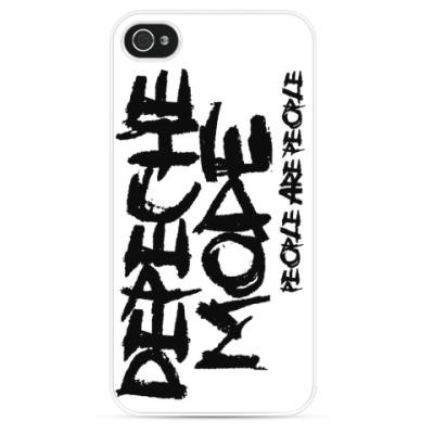 Чехол для iPhone Depeche Mode People Are People
