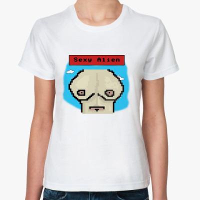 Классическая футболка Alien