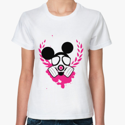 Классическая футболка Mickey Mouse