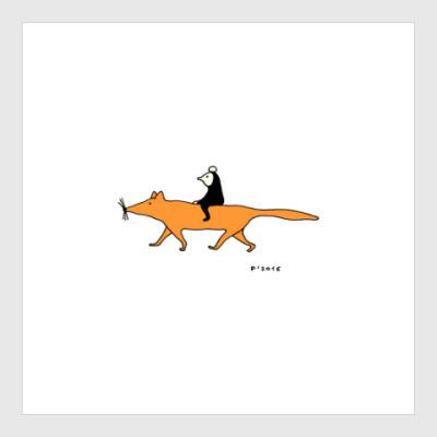 Постер Fox