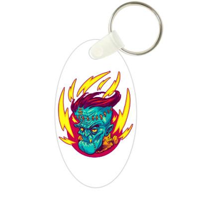 Франкенштейн в огне