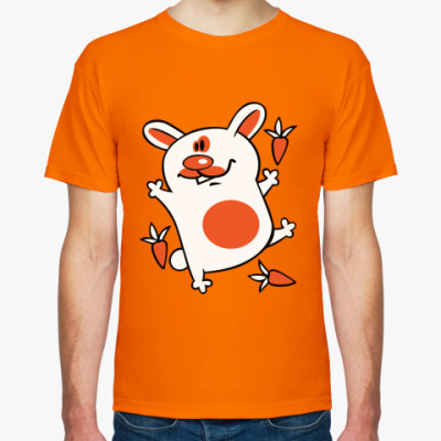 Футболка Морковка-парти