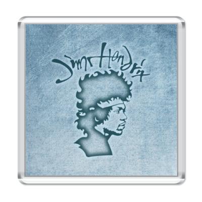 Магнит Jimi Hendrix