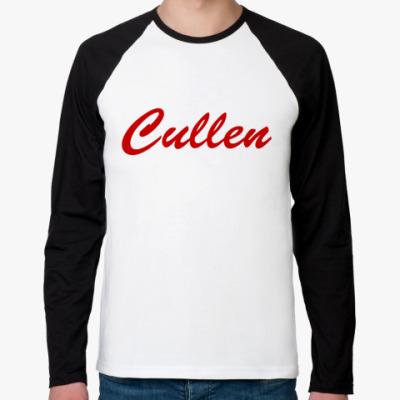 Футболка реглан с длинным рукавом Cullen