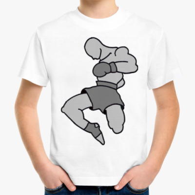Детская футболка Детская футболка БОКС