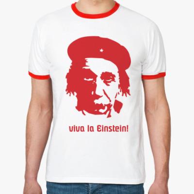 Футболка Ringer-T Einstein
