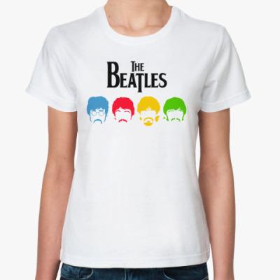 Классическая футболка Beatles
