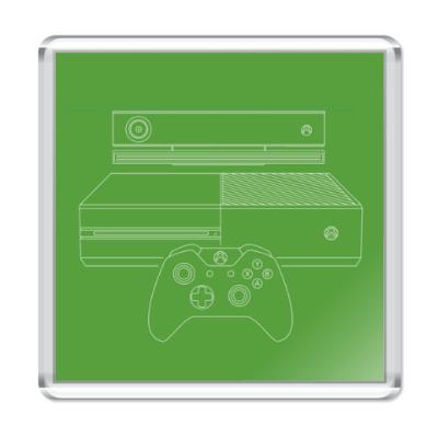Магнит Xbox One