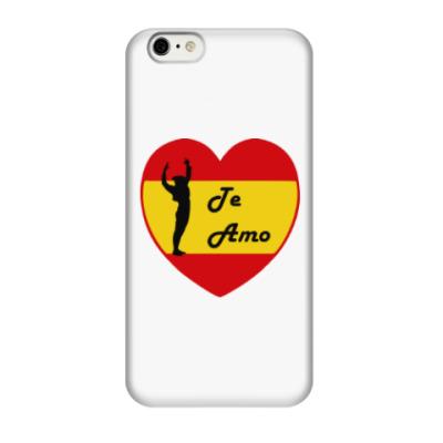 Чехол для iPhone 6/6s Я люблю тебя по-испански