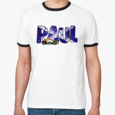 Футболка Ringer-T PAUL