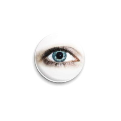 "Значок 25мм  ""Глаз"""