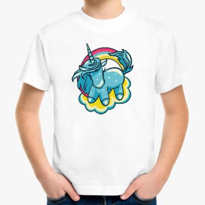 Детская футболка Волшебный Единорог