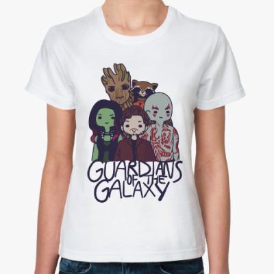 Классическая футболка Стражи галактики