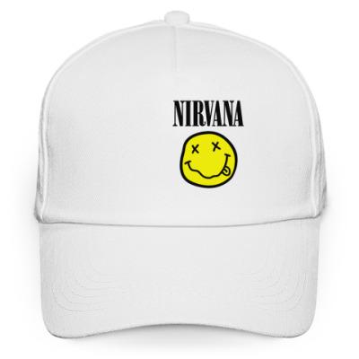 Кепка бейсболка Nirvana