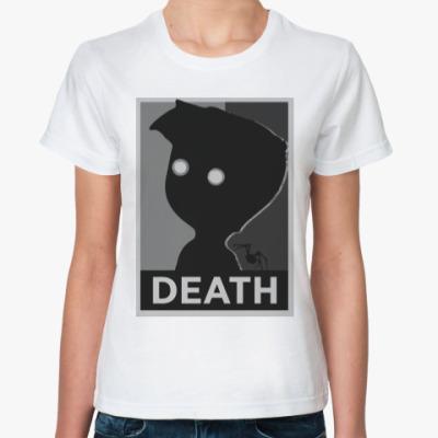 Классическая футболка Смерть