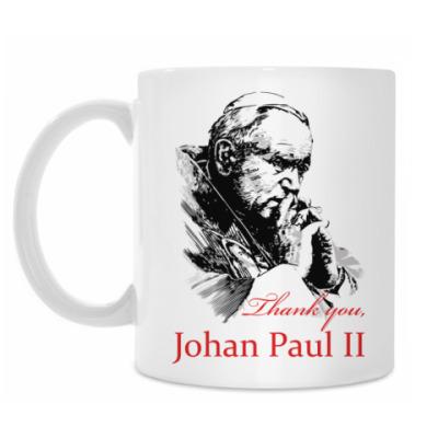 Кружка Папа Иоанн Павел II