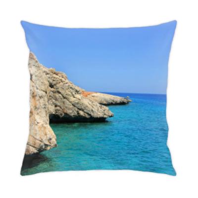 Подушка Морской отдых