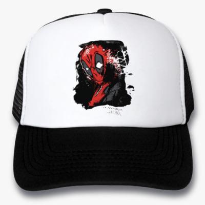 Кепка-тракер Deadpool