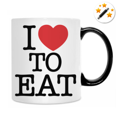 I love to eat