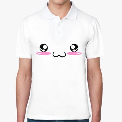 Рубашка поло Kawaii