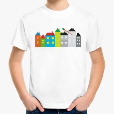 Детская футболка Яркая жизнь!
