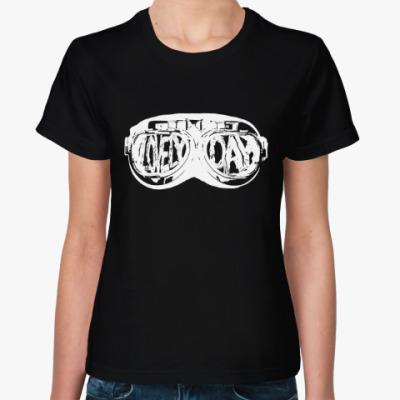 Женская футболка Безумный Макс: Очки Накса
