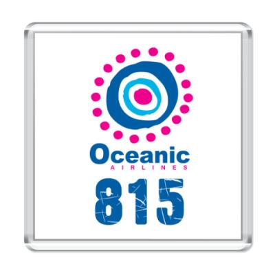 Магнит  Oceanic 815