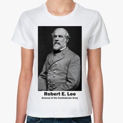 Классическая футболка Генерал Ли