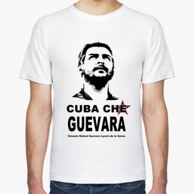 Футболка Ernesto Che Guevara
