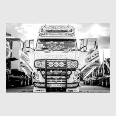 Постер Volvo FH500
