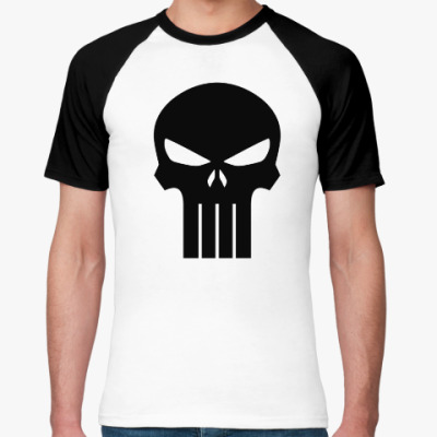 Футболка реглан Punisher