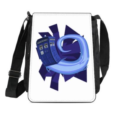 Сумка-планшет Tardis Doctor Who