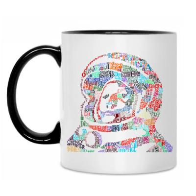 Кружка Гагарин
